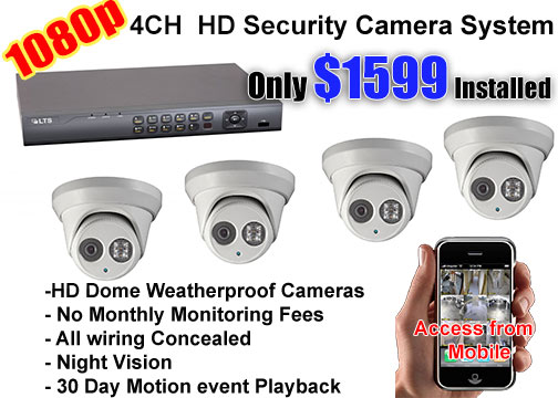 woodbridge-va-HD-4ch-security-camera-system